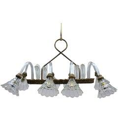 Rectangular Barovier Light