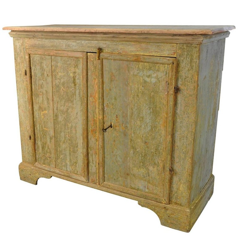 18th Century French Primitive Buffet