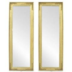 Gilt Wall Mirrors, 19th Century