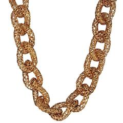 Tiffany & Co. Important gold Rope Chain necklace