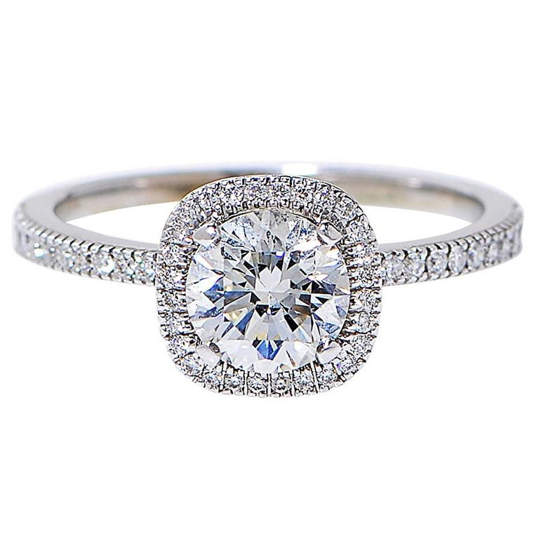 1.13 Carat Diamond Ring 1