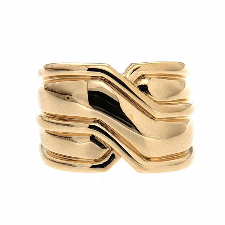 Valentin Magro On the Town Gold Ring