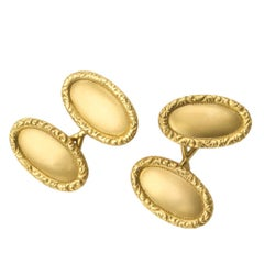 Tiffany & Co. Antique gold cufllinks