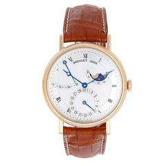 Breguet Yellow Gold Classique Power Reserve Automatic Wristwatch