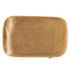 Cartier Gorgeous Sapphire Gold Case