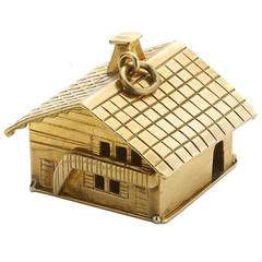 Gold House Charm