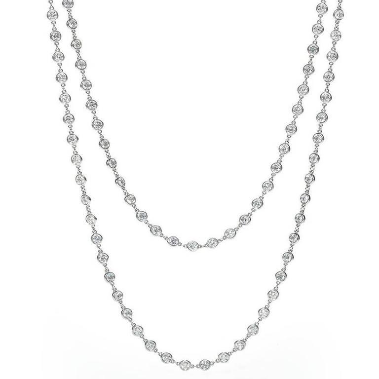 Diamond Gold Long Chain