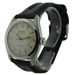Rolex Stainless Steel Oyster Perpetual Wristwatch, circa 1952