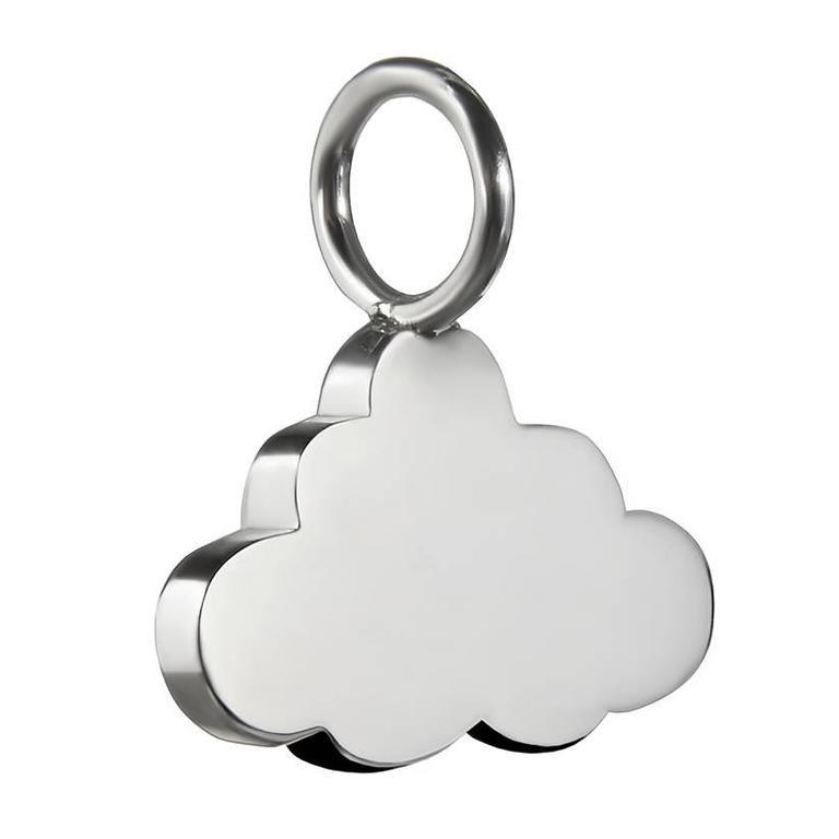 TPL Silver Cloud Charm
