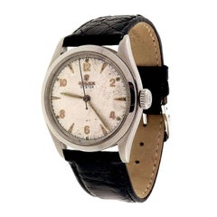 Rolex Stainless Steel Oyster Wristwatch Ref 6022 c1952