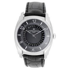 Vacheron Constantin Stainless Steel Quai de L'ile Wristwatch Ref 4500S