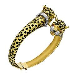 Fred Cheetah Bracelet