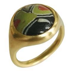 Dalben Murrina Gold Ring