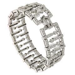 Valentin Magro Raindrops Diamond Gold Bracelet
