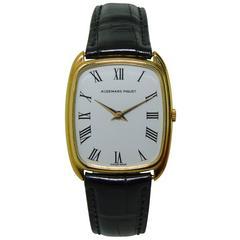 1970's Audemars Piguet Gold Wristwatch