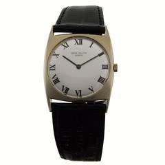 Vintage Patek Philippe Gold Wristwatch