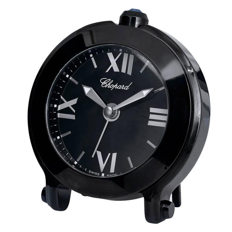 Chopard Happy Sport Quartz Alarm Clock At 1stdibs