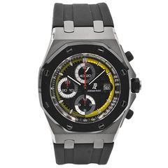 Audemars Piguet Titanium Offshore Automatic Wristwatch