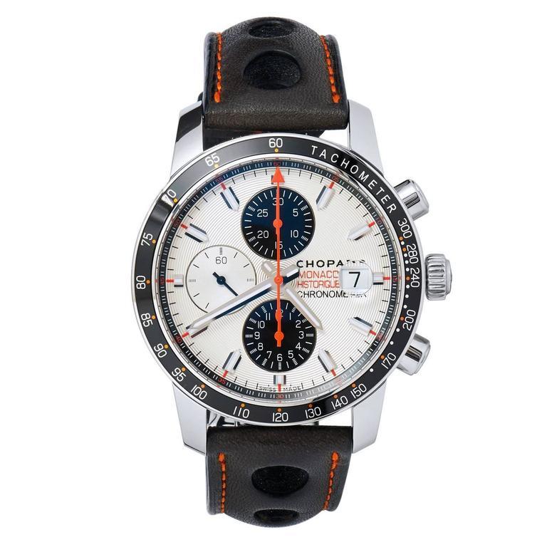 Chopard Stainless Steel Grand Prix de Monaco Historique Chronograph Wristwatch