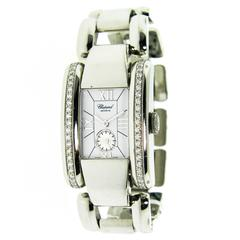 Chopard Ladies stainless steel diamond La Strada Wristwatch