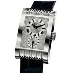 Rolex White Gold Prince Doctors Automatic Wristwatch