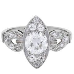 1.15 Carat Diamond Ring