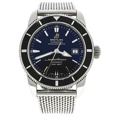 Breitling Superocean Heritage 42 Stainless Steel Automatic Wristwatch