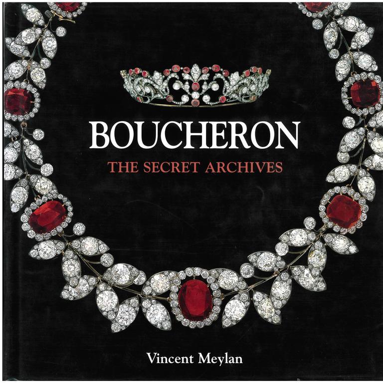 Book of BOUCHERON - The Secret Archives
