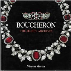 Book of BOUCHERON - The Secret Archives