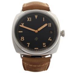 gucci 5600m. panerai stainless steel radiomir mechanical wind wristwatch gucci 5600m