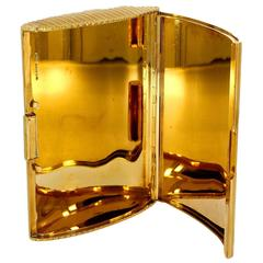 Dunhill Yellow Gold Cigarette Case