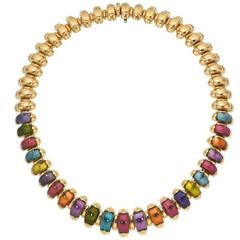 Bvlgari Celtaura Gold Necklace of Shirley Temple