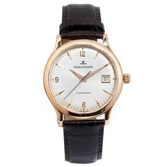 Jaeger LeCoultre Master Control Automatic Wristwatch