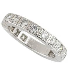 Cartier Lanieres Diamond Set Ring