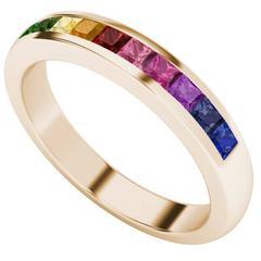 StyleRocks Rainbow Gold Ring