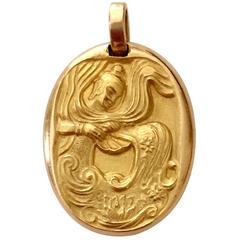 Cartier Zodiac Sign Pendant Virgo
