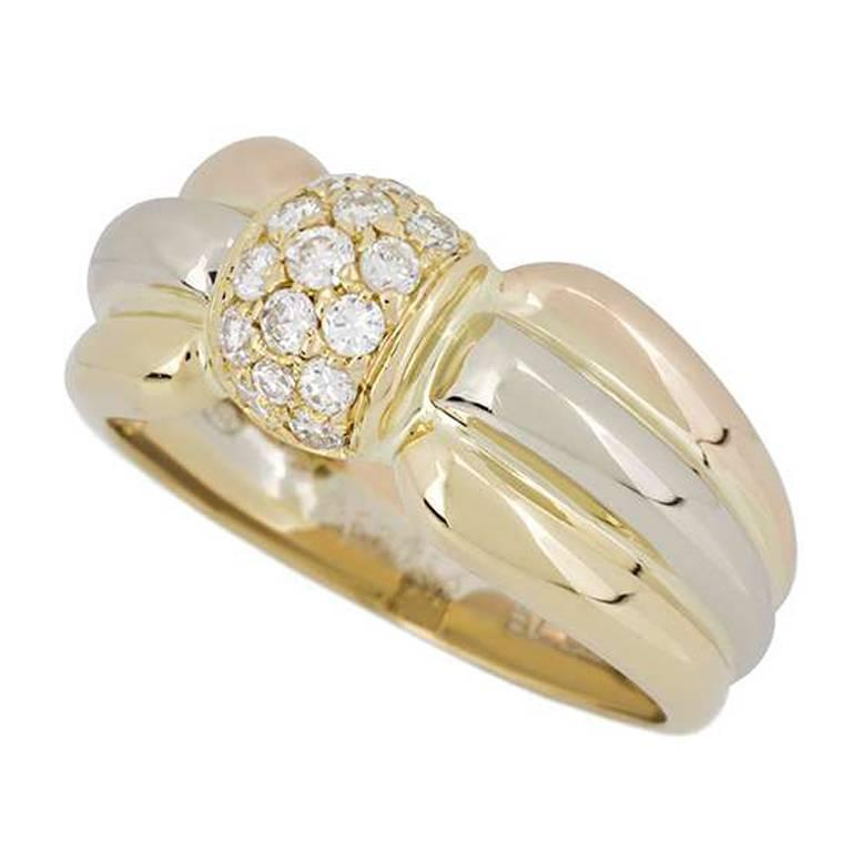 Cartier Trinity Diamond Dress Ring 1