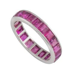 Cartier Ruby Eternity Ring