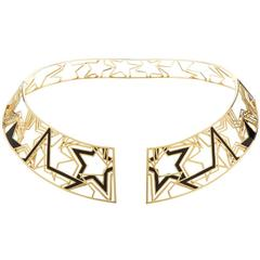 Wonder Star Choker Necklace
