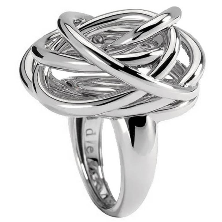 De Grisogono Matassa White Gold Cocktail Ring