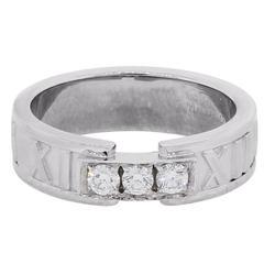 Tiffany & Co. Atlas Diamond white gold Ring