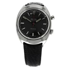 Omega Stainless Steel Chronostop Ref 145.009 Calibre 865 Wristwatch