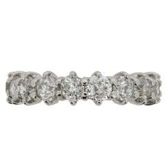 Vintage Ten-Stone Diamond Ring, circa 1970s