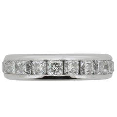 Tiffany & Co. Diamond Full Eternity Lucida Ring