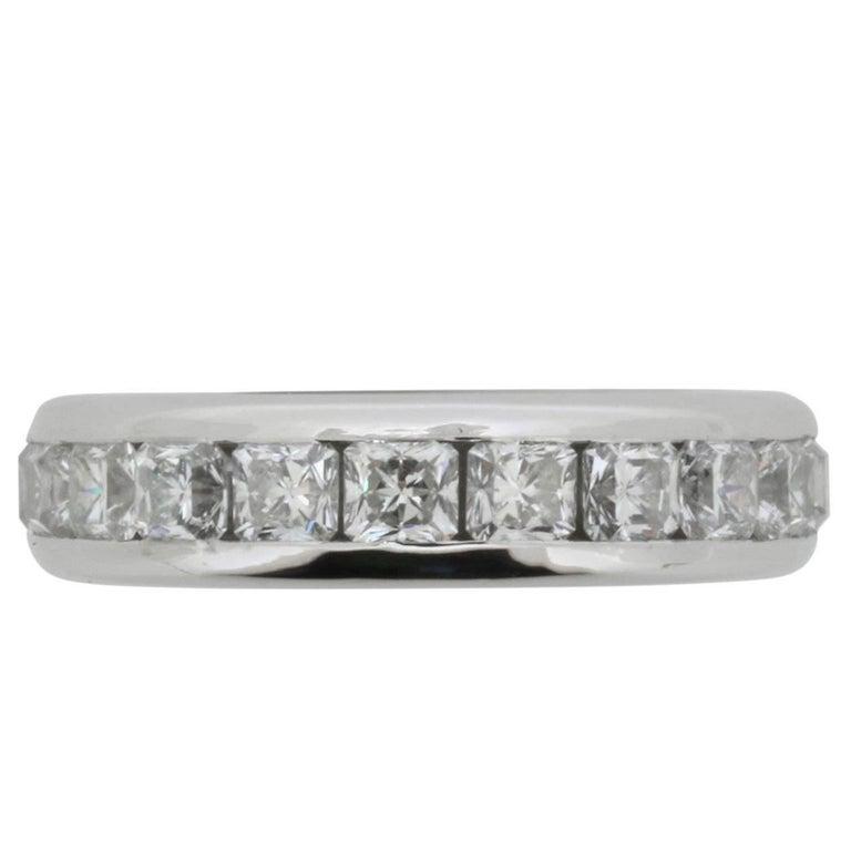 Tiffany & Co. Diamond Full Eternity Lucida Ring