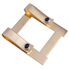 Cartier Gold Money Clip