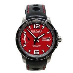 Chopard Stainless Steel Millie Miglia Chronometer Automatic Wristwatch