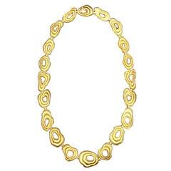18 Karat Gold Island Necklace by John Landrum Bryant
