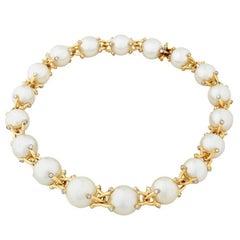 Pearl Ocean Fantasy Necklace