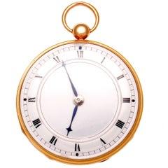 Vacheron Constantin Rose Gold Pocket Watch